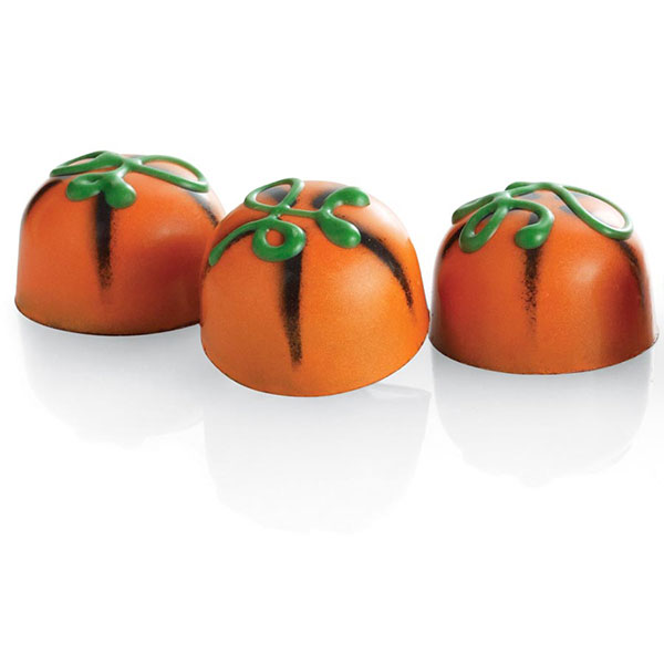 Chocolate Pumpkins Pieces