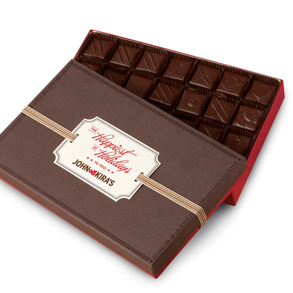 Holiday Every Flavor Chocolate 28pc