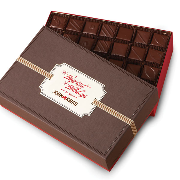 Holiday Every Favor Chocolate 56pc