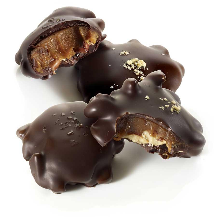 Chocolate Turtles 12pc - John and Kira's