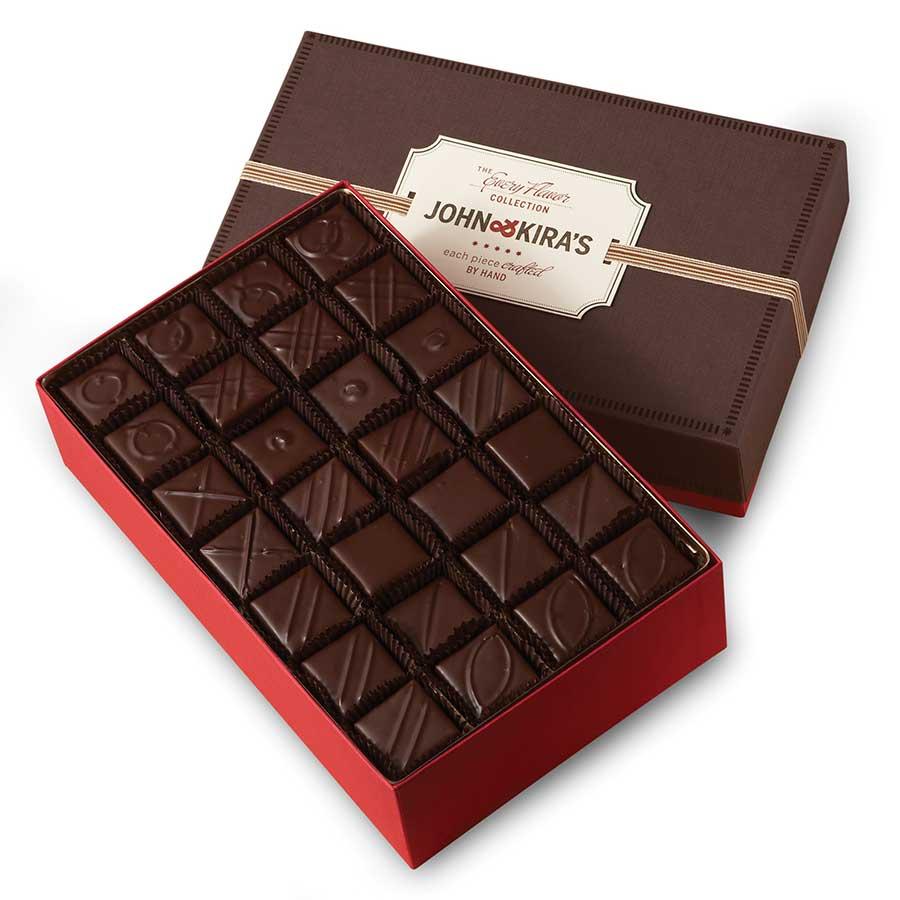 Chocolates - Every Flavor Chocolates (56pc.) - John and Kira's