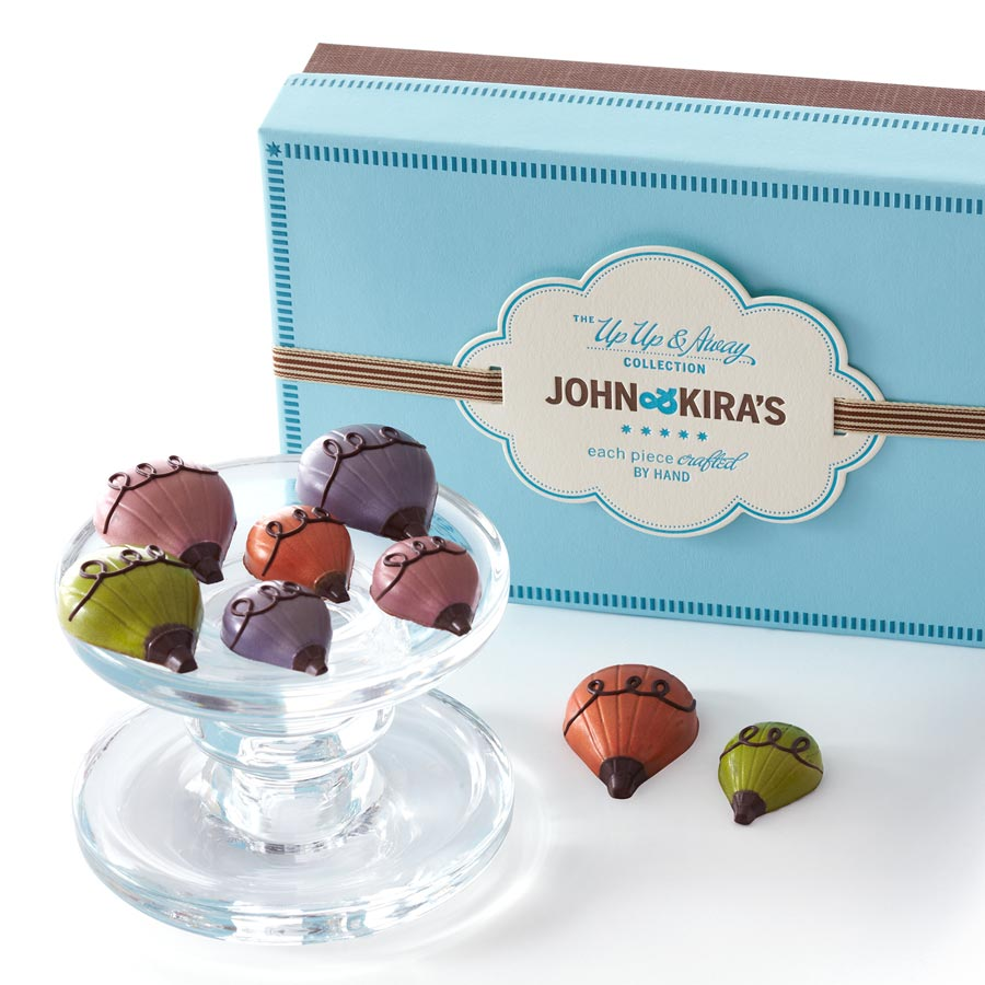 Bon Voyage Tower - John and Kira\'s Chocolates