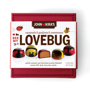Caramel & Praline Bee My Lovebug 9pc