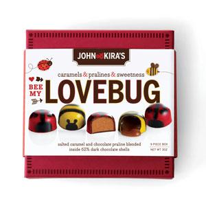 Caramel & Praline Bee My Lovebug 9pc