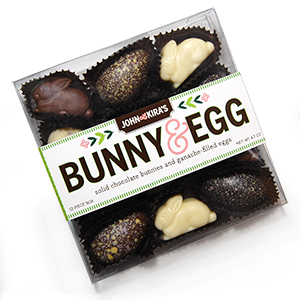 Bunny and Egg 12pc