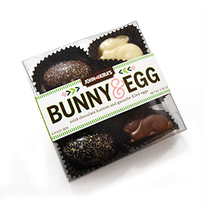 Bunny and Egg 6pc