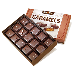 Chocolate Caramels 15pc