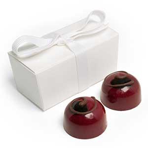 Chocolate Cherry Favor 2pc: Choice
