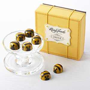 Chocolate Honey Caramel Bees 9pc - Business
