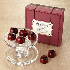 Chocolate Cherries 9pc - Business