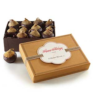 Chocolate Figs 12pc - Business