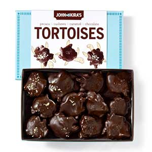 Chocolate Tortoises 12pc