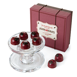 Chocolate Cherries 9pc