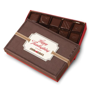 Every Flavor Chocolates 15pc - Happy Thanksgiving