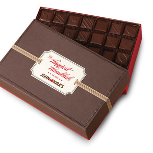 Every Flavor Chocolates 56pc - Hanukkah Box