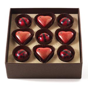 Hearts & Lovebugs Open Box