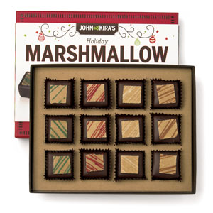 Holiday Marshmallow Heaven