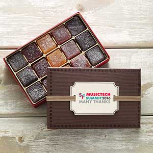 Irresistible Fruit Squares 15pc - Business
