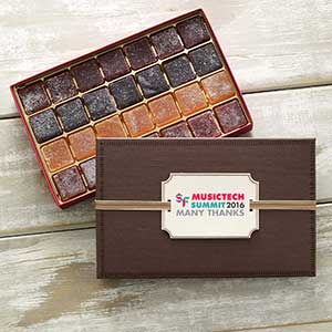 Irresistible Fruit Squares 56pc - Business