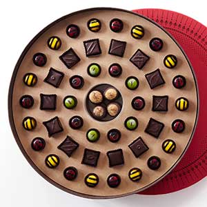 Palette du Chocolat 50pc Assortment