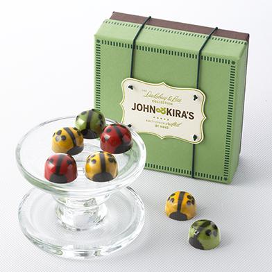 Chocolate Ladybug Medley 9pc PPC