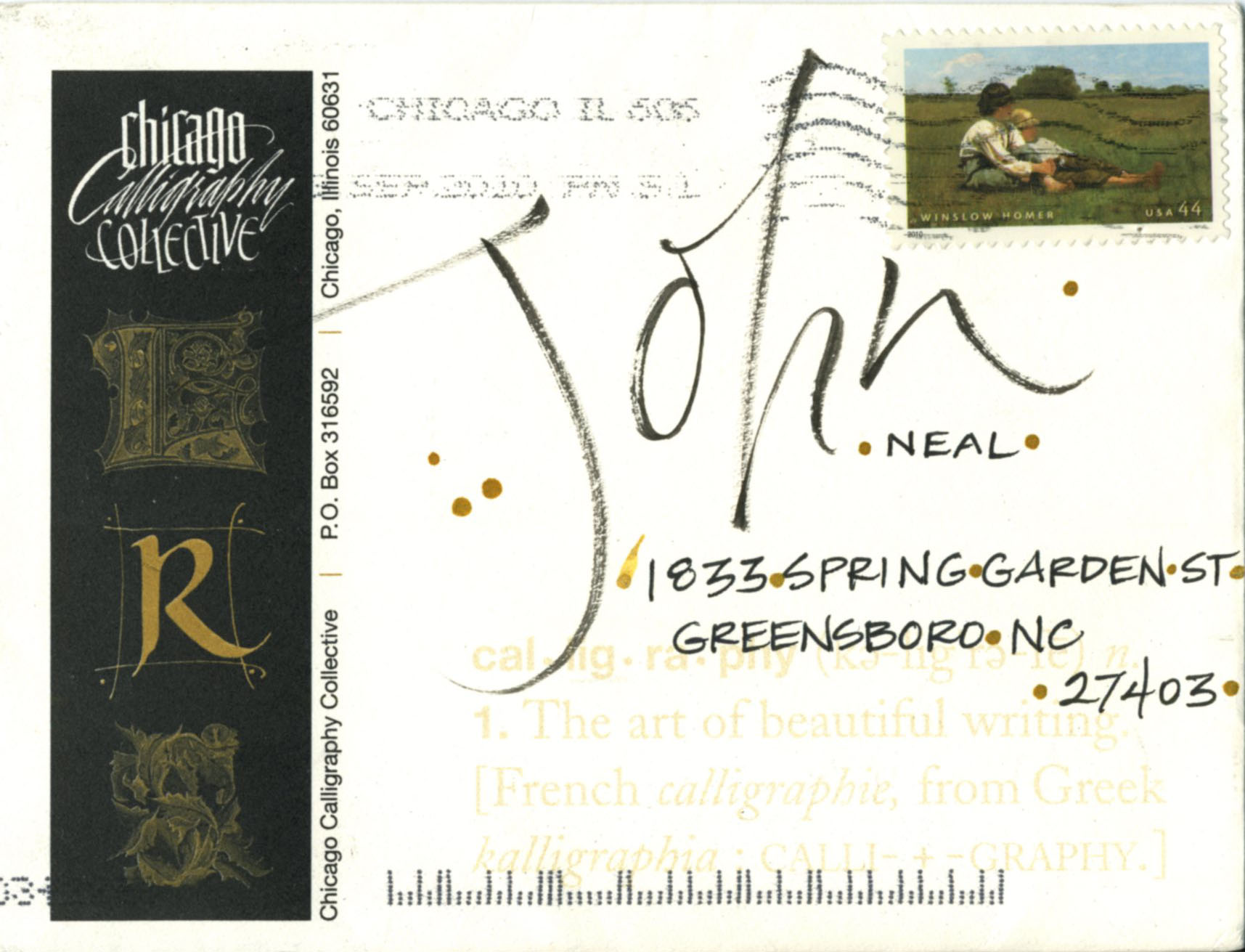john neal bookseller calligraphy supplies pens ink