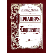 Zanerian Manual of Alphabets and Engrossing