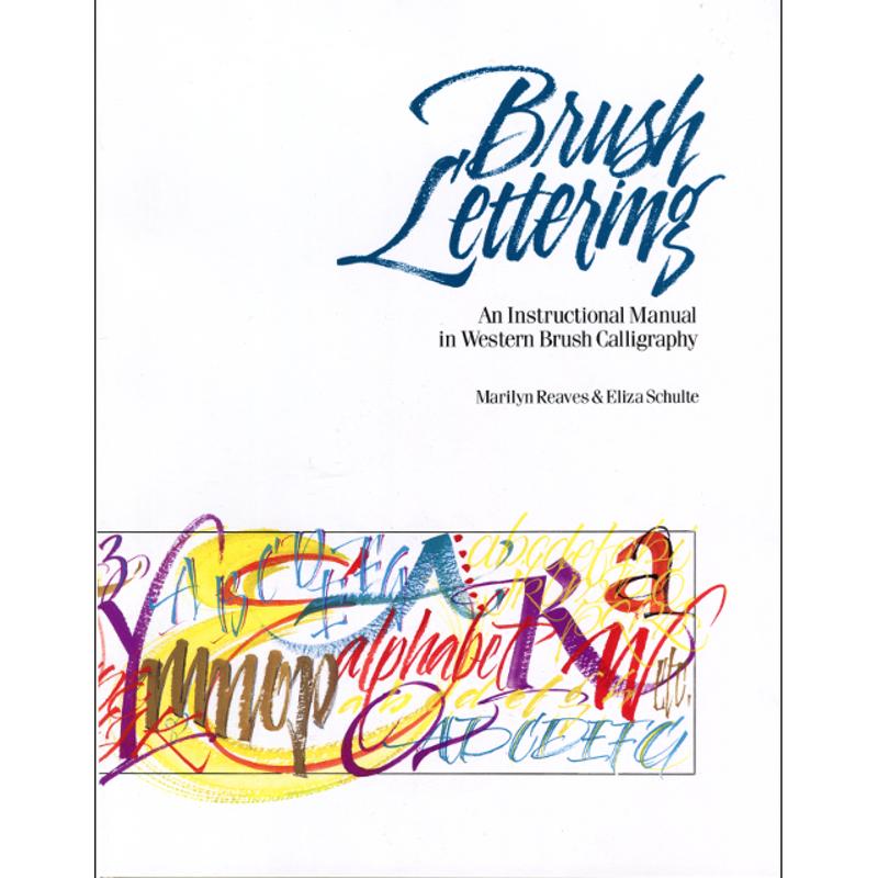 Brush Lettering / Schulte & Reaves