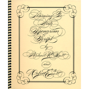 Calligraphy Instructional Manuals, How To Calligraphy Books