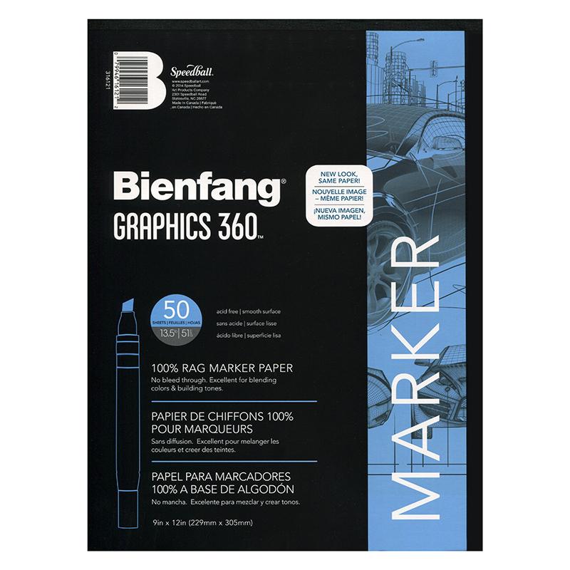 Bienfang Graphics 360 Pad