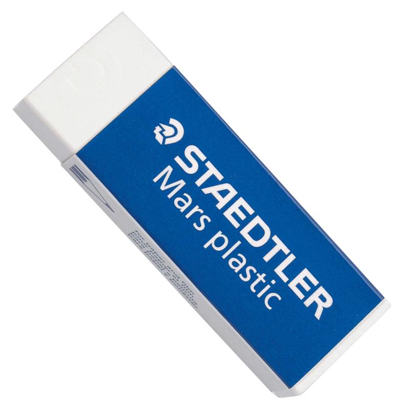 Staedtler Mars White Plastic Eraser
