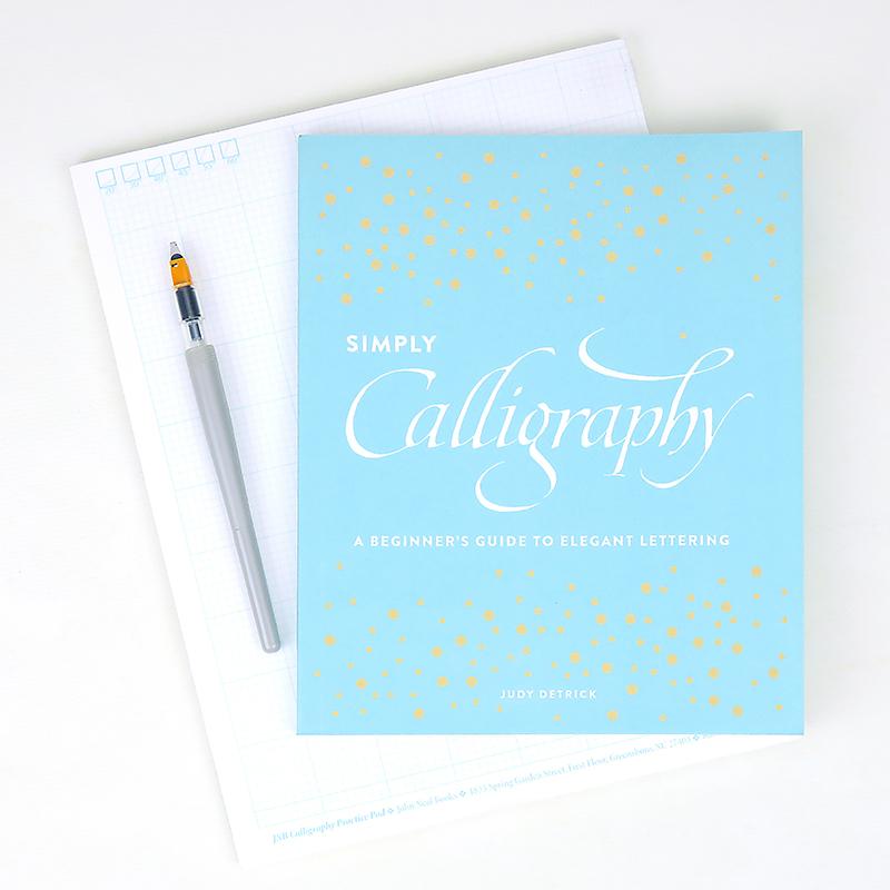 Italic Calligraphy Beginner's Kit