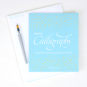Italic Calligraphy Beginner's Kit