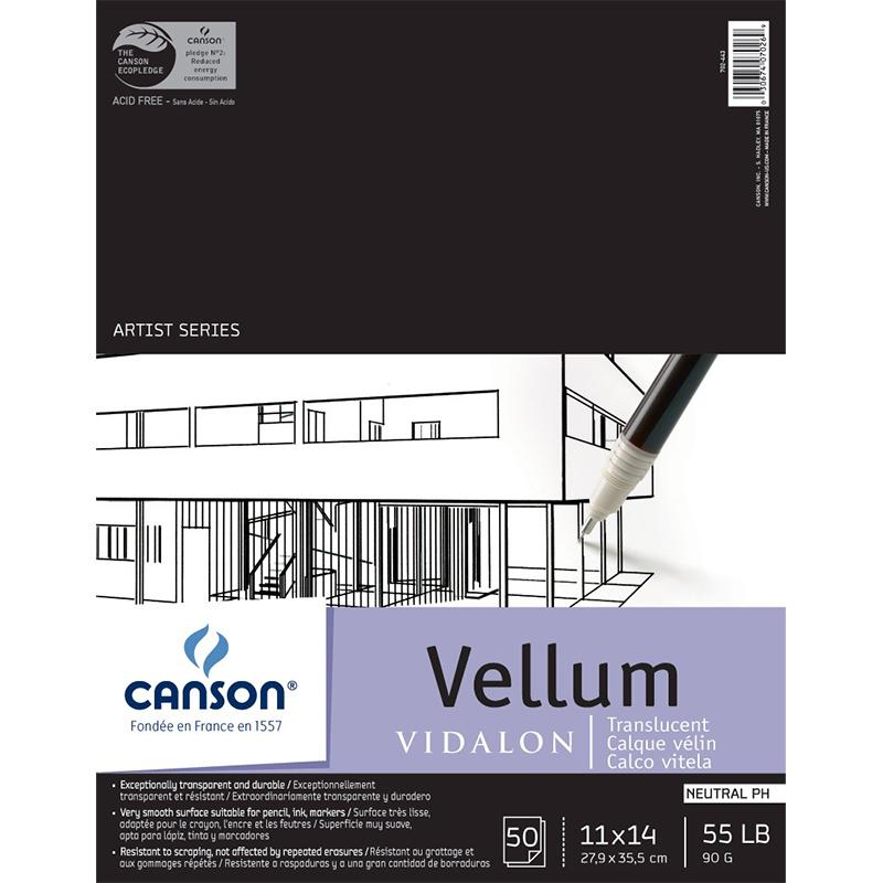 Canson Vidalon Translucent Vellum