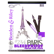 Paris Paper for Pens