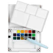 Koi Watercolor Travel Set (18 color)