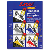 Saral Transfer Paper Sample Pack