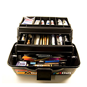 Artbin Essentials Two Tray Storage Box