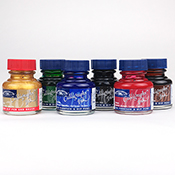 Winsor Newton Calligraphy Ink Set of 6