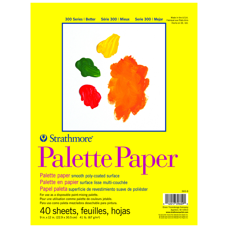 Strathmore Paper Palette Pad