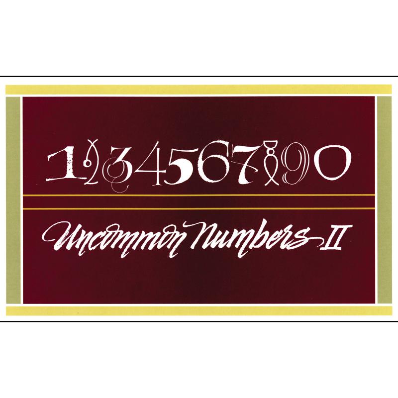 Uncommon Numbers II / Zoby