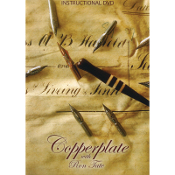 Copperplate with Ron Tate DVD
