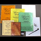 Spencerian Script Penmanship Instr. Kit w/DVD