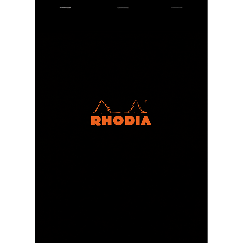 Rhodia Blank Pad (Unlined)