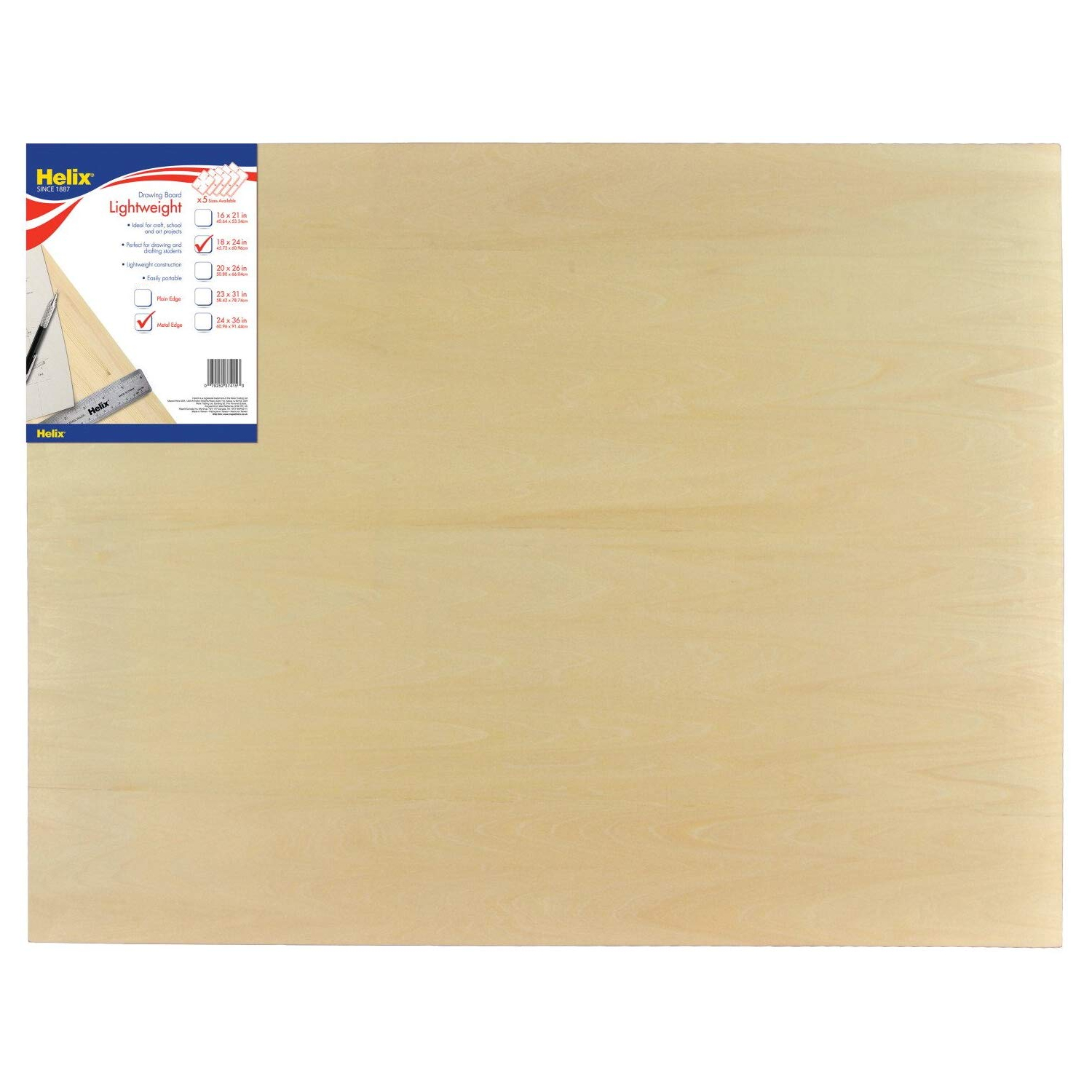 Airlite Drawing Board 18 x 24