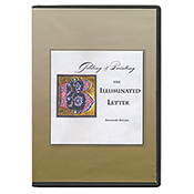 Gilding & Painting the Illuminated Letter DVD / Buczek