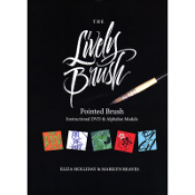 Lively Brush DVD & Book / Holliday & Reaves