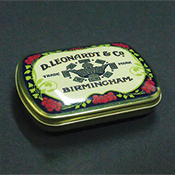 Leonardt & Co. Nib Storage Tin