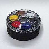 Koh-I-Noor Watercolor Wheels