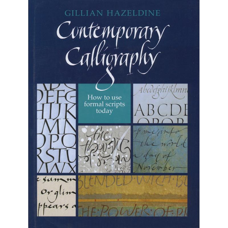 Contemporary Calligraphy / Hazeldine